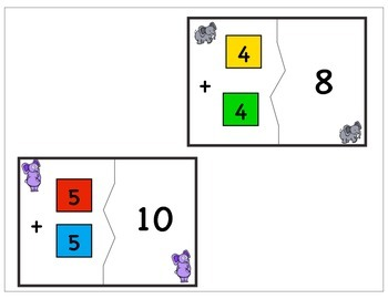 Thee Digit addition puzzles