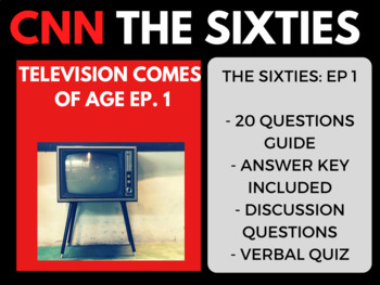 The Sixties CNN Ep. 1 The Television Comes of Age