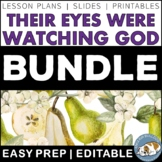 Their Eyes Were Watching God Activity Mini Bundle