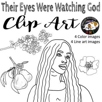 Their Eyes Were Watching God Clip Art