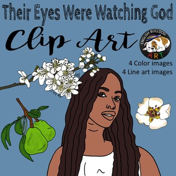 Their Eyes Were Watching God Clip Art