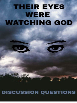 Literature - Their Eyes Were Watching God Discussion Questions