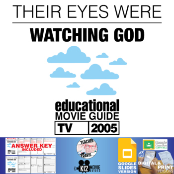 Their Eyes Were Watching God Movie Guide | Questions | Worksheet (TV - 2005)