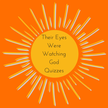 Their Eyes Were Watching God Multiple Choice Quiz Worksheets