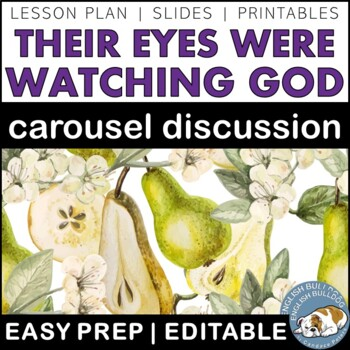 Their Eyes Were Watching God Pre-reading Carousel Discussion