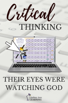 Their Eyes Were Watching God Reading and Response Bundle