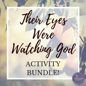 Their Eyes Were Watching God Digital Interactive & Print Bundle