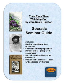 Their Eyes Were Watching God Socratic Seminar Prep