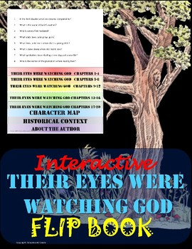 Their Eyes Were Watching God Study Guide