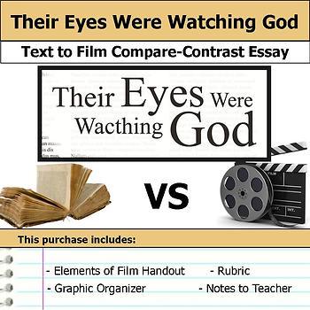 Their Eyes Were Watching God - Text to Film Essay Bundle