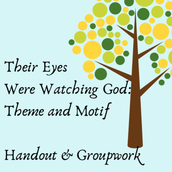 Their Eyes Were Watching God: Theme and Motif Handout and Groupwork Exercise