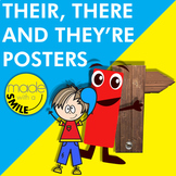 Their, There, and They're Posters