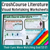 Crash Course Literature Season 3 Episode 1 Their Eyes Were Watching God