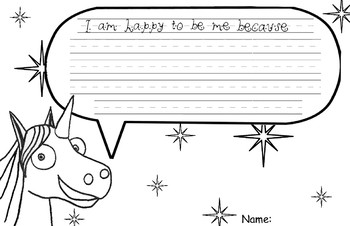 Thelma the Unicorn - Happy to be me because