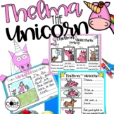 Thelma the Unicorn Digital Read-Aloud | for Distance Learning with Google Slides