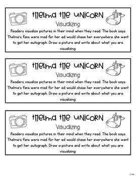 Thelma the Unicorn Literacy Companion Pack
