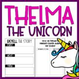 Thelma the Unicorn - Book Companion