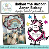 Thelma the Unicorn by Aaron Blabey * Craft Book Response