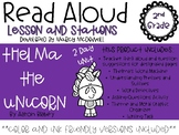 Thelma the Unicorn by Aaron Blabey Interactive Read Aloud Lesson