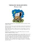 Thematic Book Reviews (Pioneer Life)