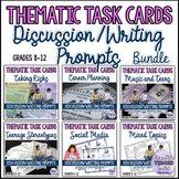 Engaging Discussion & Writing Prompts for Teens Thematic T