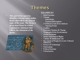 """Thematic Essay  How-to PowerPoint Lesson """"Global Studies"""""""
