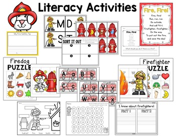 Thematic Fire Safety Unit