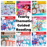 Thematic Guided Reading Unit Bundle