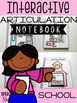 Thematic Interactive Articulation Notebooks {A Growing Bundle!}