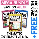 Thematic Interactive Notebooks Mega Bundle