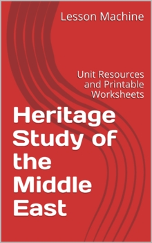 Thematic Lesson Plans for a Heritage Study of the Middle East