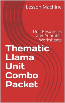 Thematic Llama Unit Combo Pack