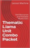 Thematic Llama Unit Combo Pack
