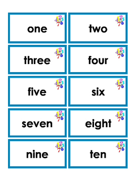 Thematic Matching Memory Cards Sight Words Literacy Centers