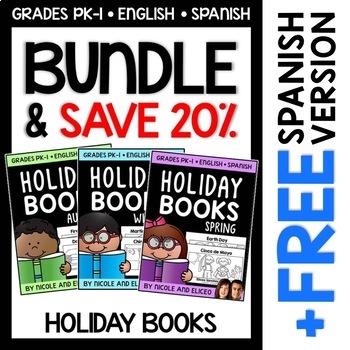 Mini Books and Activities - Bundle