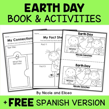 Earth Day Book Activities