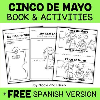 Cinco de Mayo Book Activities