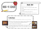 """FREE """"Back to School"""" Lesson Plans and Printables for SLPs"""
