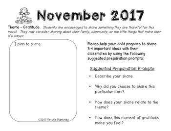 Thematic Share Calendars {Editable}