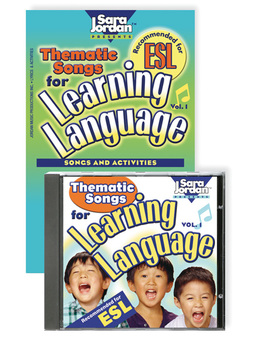 Thematic Songs for Learning Language, Digital Download