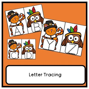 Thematic Thanksgiving Literacy Activities