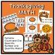 Thematic Thanksgiving Unit for Preschool, PreK, Kindergarten, and Homeschool