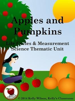 Apples and Pumpkins Measurement BUNDLE