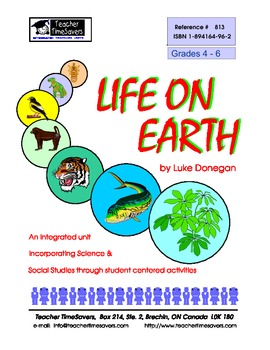 Thematic Unit: Life On Earth
