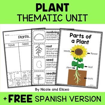 Thematic Units - Bundle