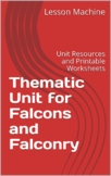 Thematic Unit for Falcons and Falconry