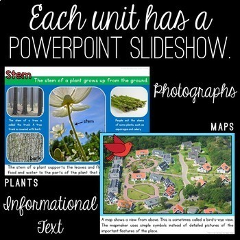 Thematic Units Big Bundle - Nonfiction PowerPoint Units