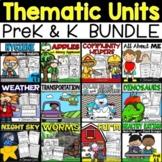 Thematic Units for PreK & Kindergarten MEGA BUNDLE