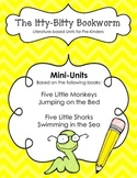 Literature-based Units:  Five Little Monkeys Jumping on the Bed and Five ...