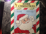 Thematic unit Christmas book